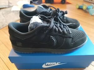 Nike Undefeated Dunk Low - Black 'On it' (DO9329-001) - Size 11