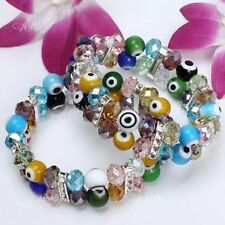 Beauty Glass Beaded Fashion Bracelets