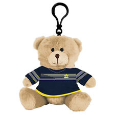 North Queensland Cowboys NRL Plush Teddy Bear Bag Tag Keyring Key Ring