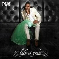 NAS - LIFE IS GOOD  CD NEW!