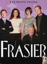 Frasier: The Complete Ninth Season [New DVD] Full Frame, Digipack Packaging, D