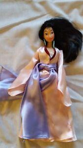 Signature Barbie 25th anniversary Women of the World Mulan Doll