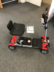 Brand New ! One Only! M Lite Folding Mobility Scooter Free UK Delivery)