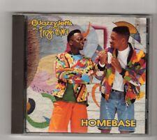 (HW103) DJ Jazzy Jeff & The Fresh Prince, Homebase - 1991 CD