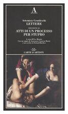 Lettere precedute da Atti di un processo per stupro - Abscondita Milano 2004