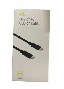 Brand New USB-C to USB-C Cable | USB-C Connector Fast Charging & Data Sync Cable