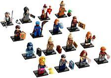 LEGO 71028 Harry Potter komplette 16 Minifiguren Serie 2 Hermine Ron Luna  N9/20