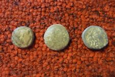 Greek King Philip II of Macedon 359-336 B.C. #lot of 3