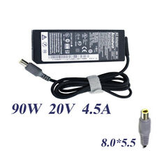 Lenovo Compatible Laptop AC Power Adapter 90W 20V 4.5A 8.0*5.5 Charger