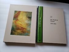 The World Of Turner 1775-1851 Hardcover with Slipcase Time Life Book Vintage