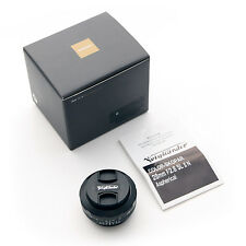 NIB Voigtlander COLOR-SKOPAR 28mm F2.8 SLII N for Canon EF 5D 6D 7D 5D2 5D3 1DX