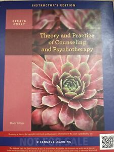 theory and practice of counseling and psychotherapy instructor Edition