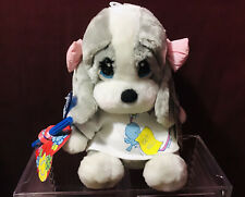 Applause Sad Sam & Honey Get Well Bassett Hound Dog Stuffed Plush