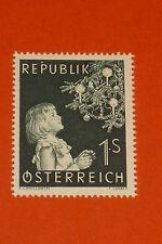 """1953 - """"Weihnacht"""" - ANK 1003 (dunkelgrün) - **"""