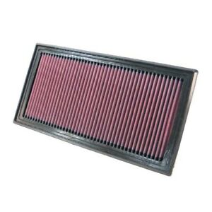 K&N Filters 33-2362 Dodge Caliber 2006-2010  Jeep Replacement Air Filter