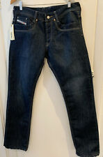 Diesel Mens Jeans Blue (Size W32 L34) New With Tags