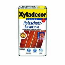 Xyladecor 2in1 Holzschutzlasur 5 L Farbwahl  ( Beule )