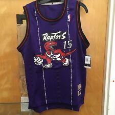 New Vince Carter Raptors Hardwood Classic swingman jersey. Youth Medium(10-12).