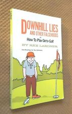 New ListingDownhill Lies and Other Falsehoods by Ring Lardner and Hawthorn Paperback