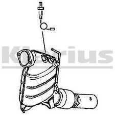 Klarius Catalytic Converter Catalyst Cat 322456 - BRAND NEW - 5 YEAR WARRANTY