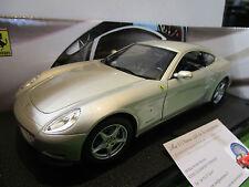 FERRARI 612 SCAGLIETTI champa 1/18 HOT WHEELS C7524 voiture miniature collection