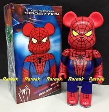 Be@rbrick Marvel Heroes The Amazing Spiderman 400% Spider-Man Bearbrick