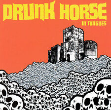 DRUNK HORSE - In Tongues CD Saviours Fireball Ministry Suplecs Mammoth Volume