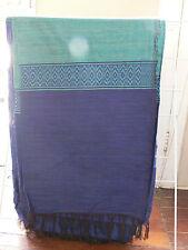 Moroccan silk sofa throws or bedspreads 200 x 320cm