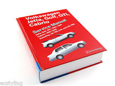 VW Jetta Golf GTI Cabrio A3 Mk3 Bentley Service Repair Manual VG99 93-99