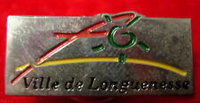 Ville de Longuenesse - French Hat Lapel Pin HP5445