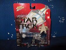 Legends of Star Trek  Klingon D7 Battlecruiser Cloaked  NOC  (1216DJ63) 53754