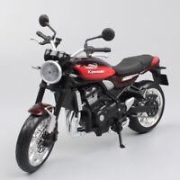 1/12 2018 Maisto retro Kawasaki Z900RS bike touring Diecast motorcycle model toy