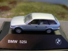 1/87 Herpa BMW 525i Touring eissilber PC Box