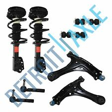 New 8pc Complete Front Ready Strut Suspension Kit for Chevy & Pontiac