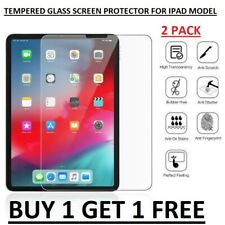 "2Pcs For iPad Pro 11"" 2018 Premium Tempered Glass Screen Protector Film"