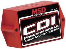 MSD Powersports - 4217 - Universal CDI Programmable Single Cylinder Ignition