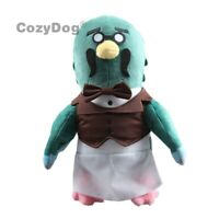 Animals Crossing Game Toys Brewster Soft Stuffed Plush Doll Children Gift 20cm