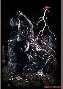 KING IN BLACK AMAZING SPIDER-MAN #1 GABRIELE DELL'OTTO Virgin LTD 666 📣PREORDER