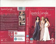 Lipstick Jungle-2008-TV Series USA-[Season One 2 Disc Set]-DVD