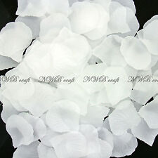500 Pcs Silk Rose Petals for Wedding Party Decorations Flower Favors