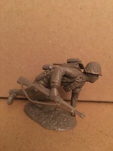 Conte Collectibles G.I. #E0012 Legends of the Silver Screen Plastic Toy Soldier