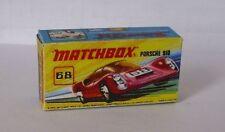 Repro Box Matchbox Superfast Nr.68 Porsche 910