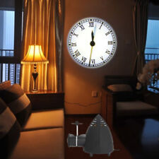 Analog Projection Clock with LED Based Projector LED Projector Clock Project