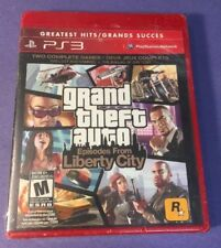 Grand Theft Auto [ Episodes From Liberty City ] (PS3) NEW