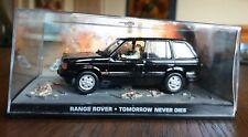 Range Rover, James Bond 007 Modellauto-Collection, Nr. 34, TND