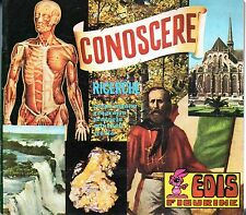 [AD11] ALBUM CONOSCERE EDIS QUASI VUOTO