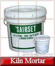 Harbison -Walker Sairset, Refractory Mortar, , 15 lb bucket