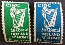 Ireland's (Eire) An Tostal  (At Home) SG154/5 MNH UnMounted Mint C/V £20.75