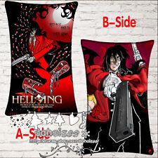 Anime Heavy Taste Terror Hellsing Dakimakura Pillow Cover Headrest Hugging #I1-4
