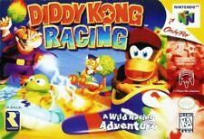 Diddy Kong Racing N64 Great Condition Fast Shipping